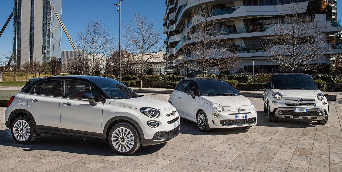 Neues Sondermodell: Fiat 500 Hey Google