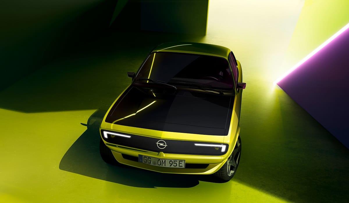 Opel Manta GSe ElektroMOD: Von der Coupé-Ikone zum E-Flitzer