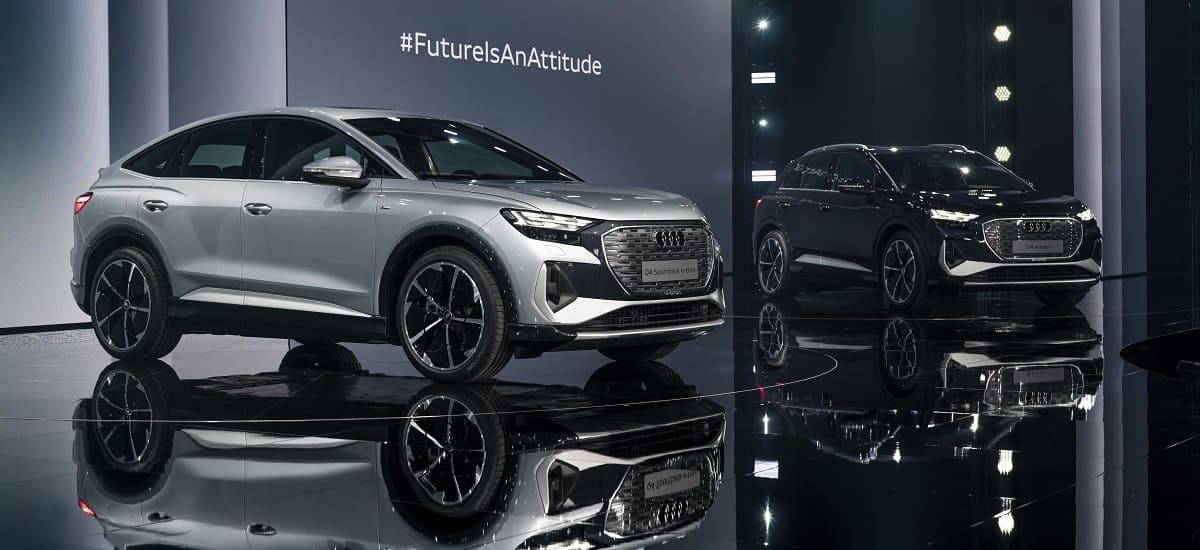 Audi Q4 e-tron und Q4 Sportback: E-Mobilität der Premiumklasse