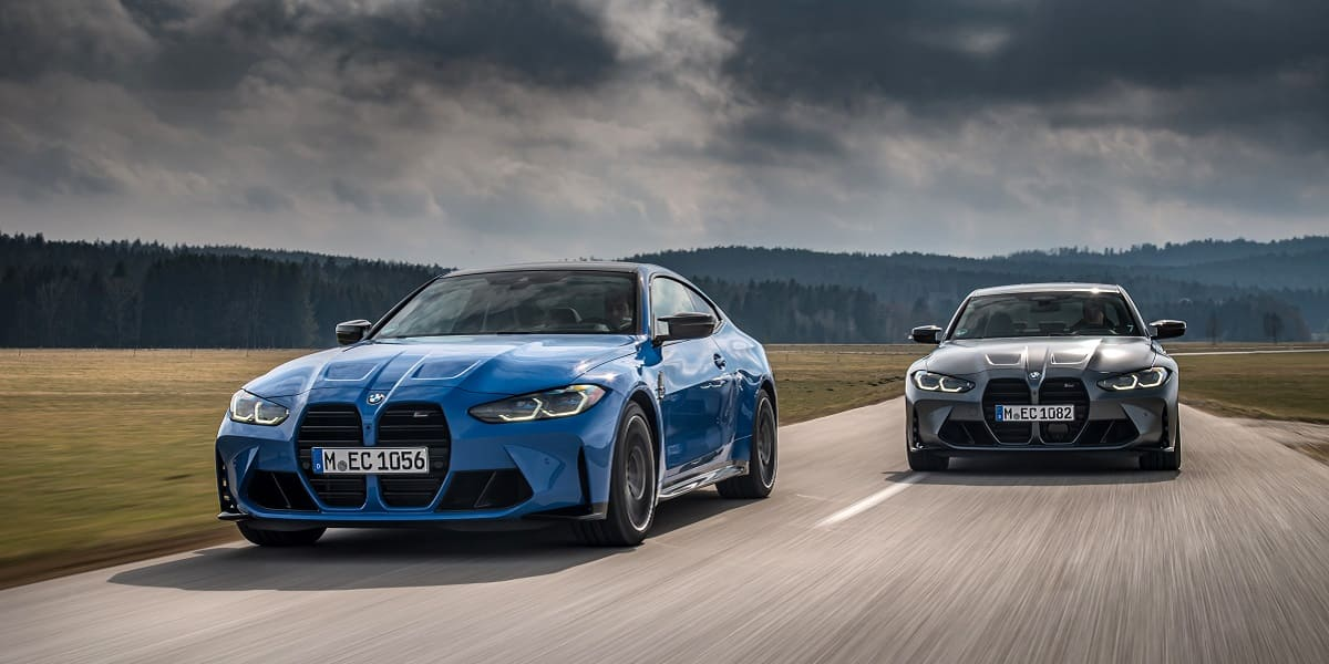 BMW M3 und M4 jetzt mit M xDrive erhältlich
