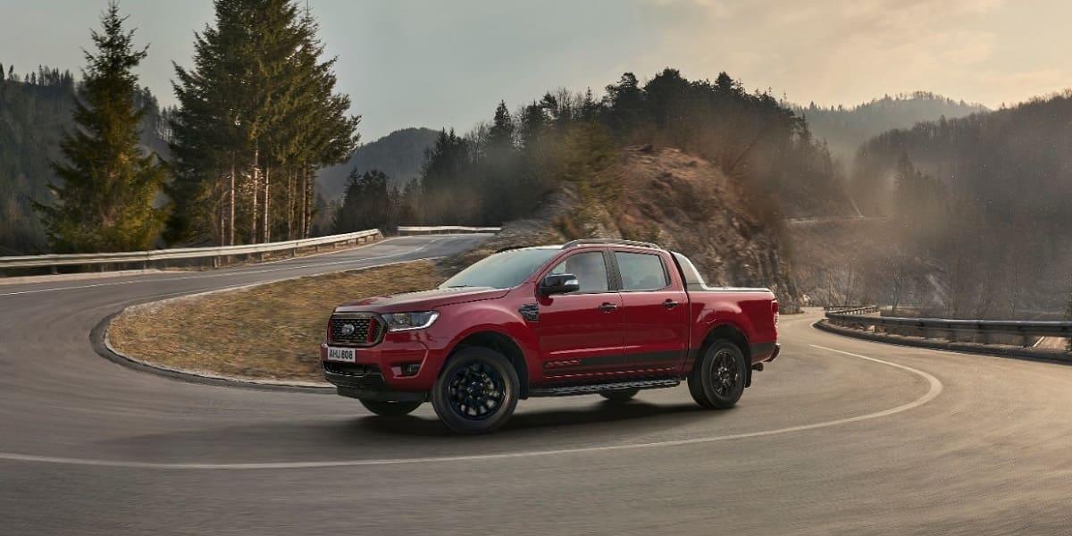 Stormtrak und Wolftrak: Sondereditionen für den Ford Ranger