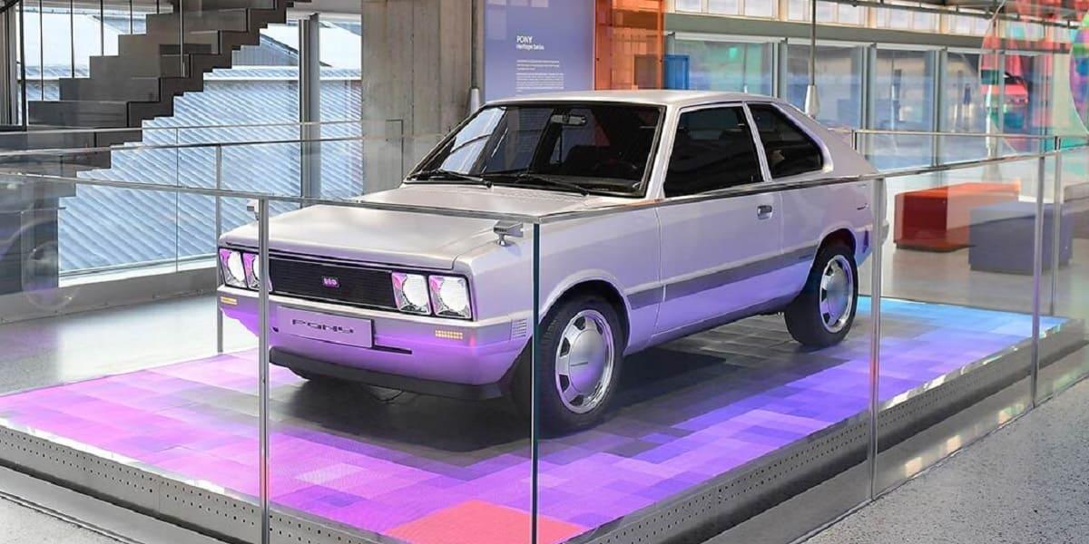 Heritage Series Pony: Futuristische Rekonstruktion des Hyundai-Klassikers