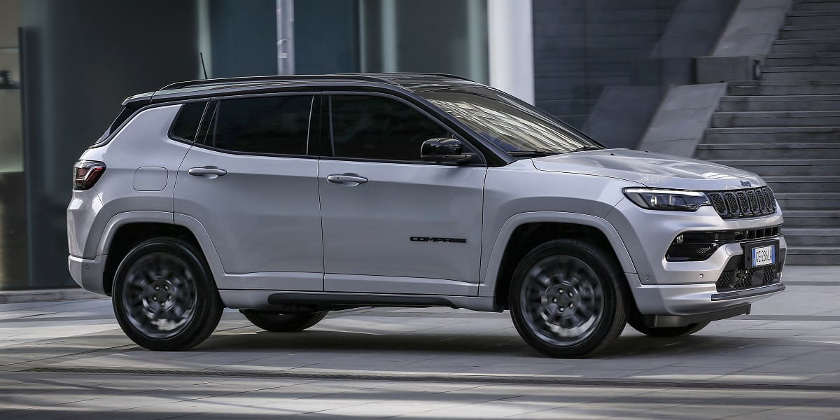 Jeep: Umfangreiches Facelift für den Compass