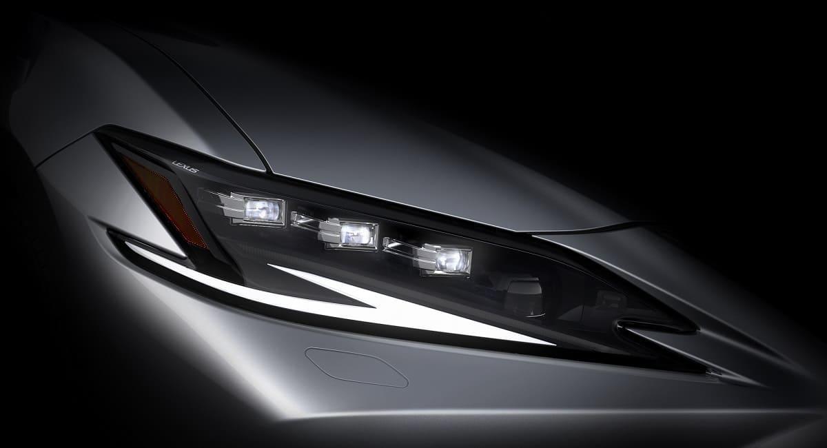 Lexus ES: Weltpremiere wird in China gefeiert
