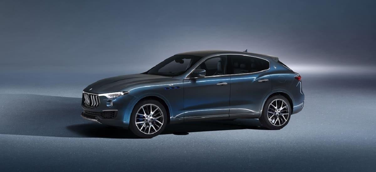 Maserati Levante: Italiener feiern Premiere ihres ersten Hybrid-SUV