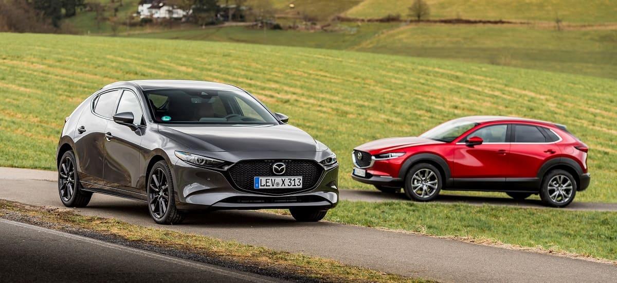 Mazda: Upgrade für den e-Skyactiv X