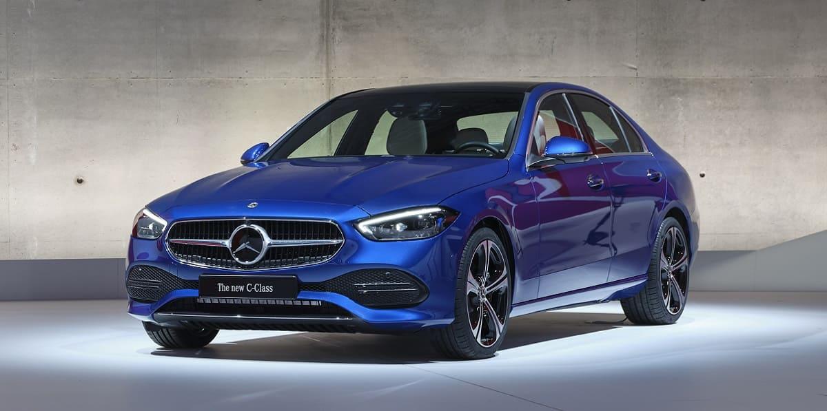 Mercedes-Benz C-Klasse: Verkaufsstart von Limousine und T-Modell