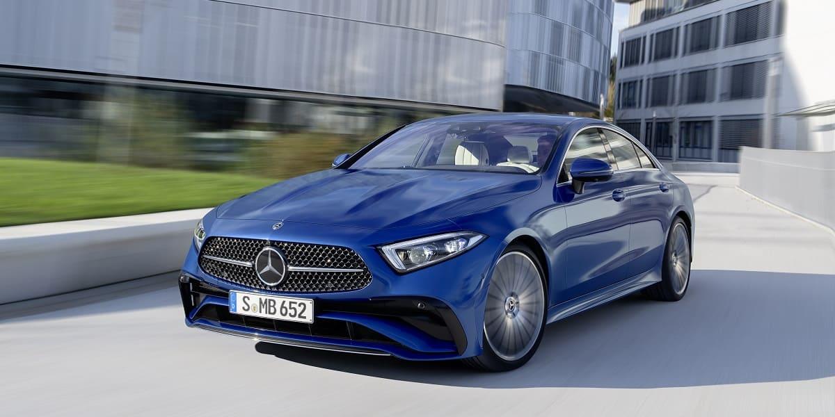Mercedes-Benz CLS: Verkaufsstart für neues Modell