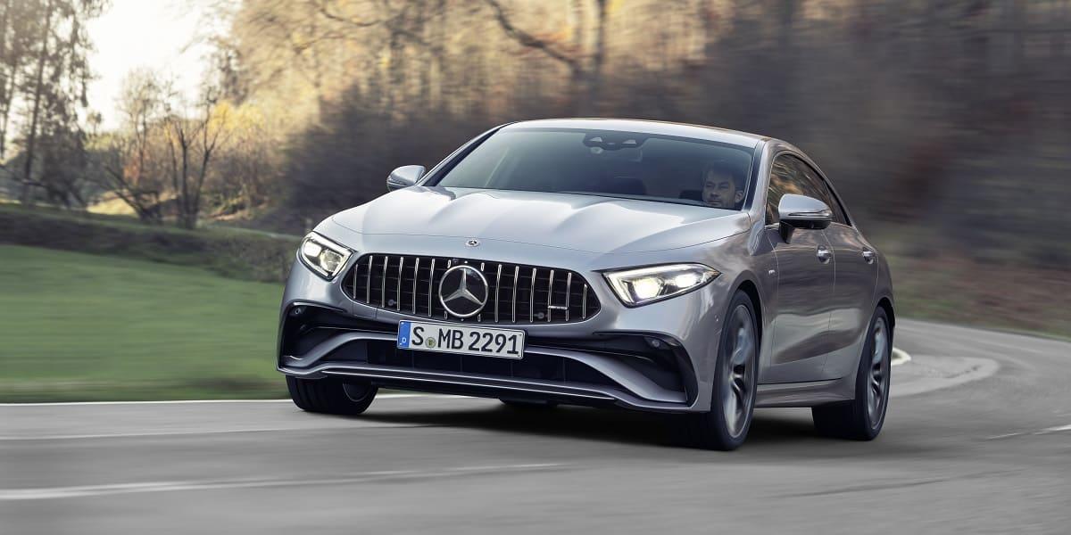 Mercedes-Benz stellt Facelift für den CLS vor