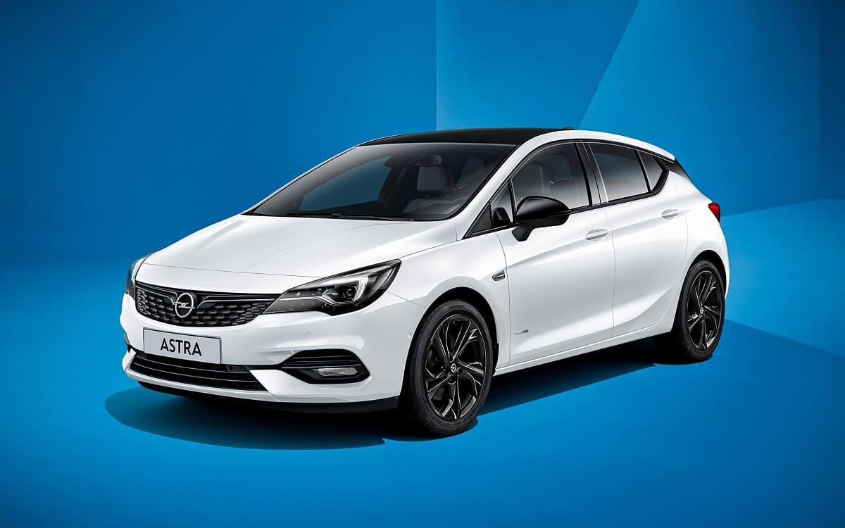 """Opel Astra: Neue Ausstattungslinie """"Design & Tech"""""""