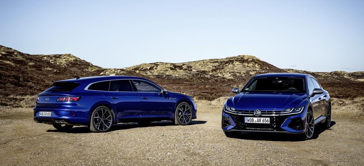VW Arteon: Die Topmodelle starten durch