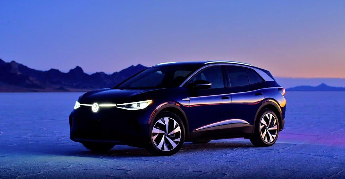 Neuer digitaler Assistent: VW lässt ID. Light leuchten