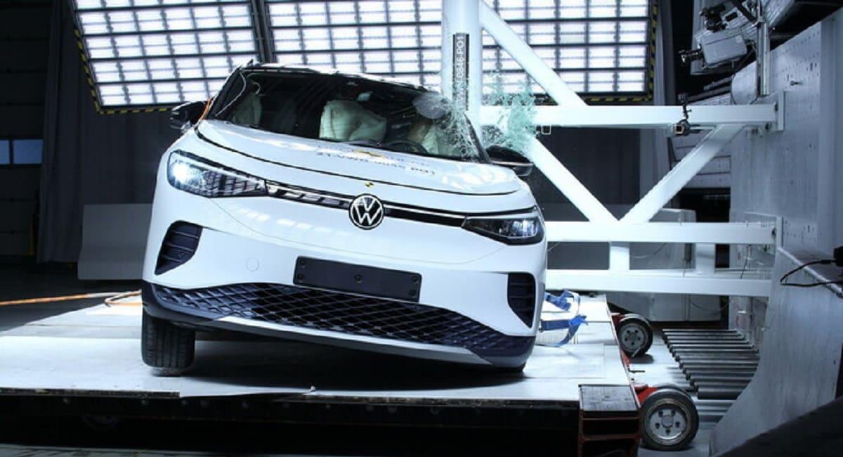 Euro NCAP-Crashtest: Bestnoten für VW ID.4 und Skoda Enyaq iV