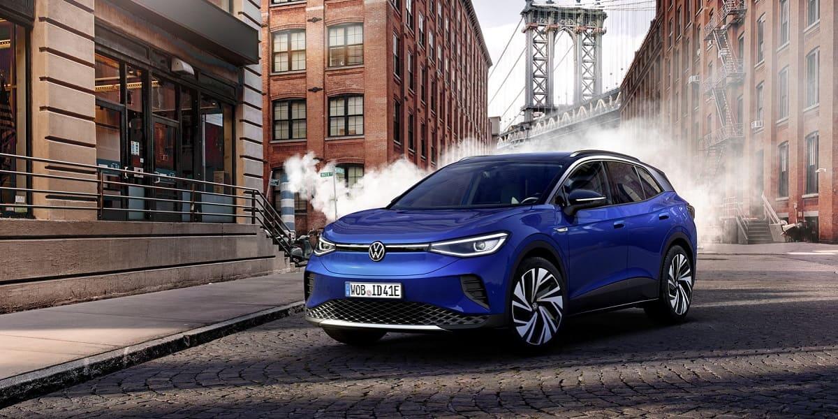 VW ID.4 zum Weltauto des Jahres 2021 gekürt