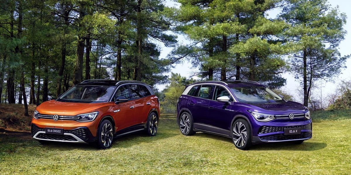 Zuwachs in Asien: VW baut ID.6 eigens für China