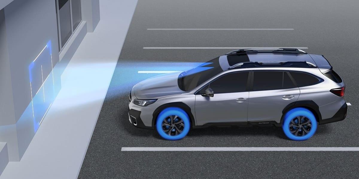 Subaru Outback: Erweiterte Assistenzsysteme erhöhen Sicherheitsniveau