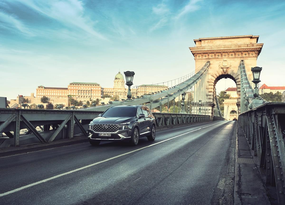 Hyundai Santa Fe Seven im Test (2021): Reist man im 7-Sitzer im Familien-SUV-Himmel?