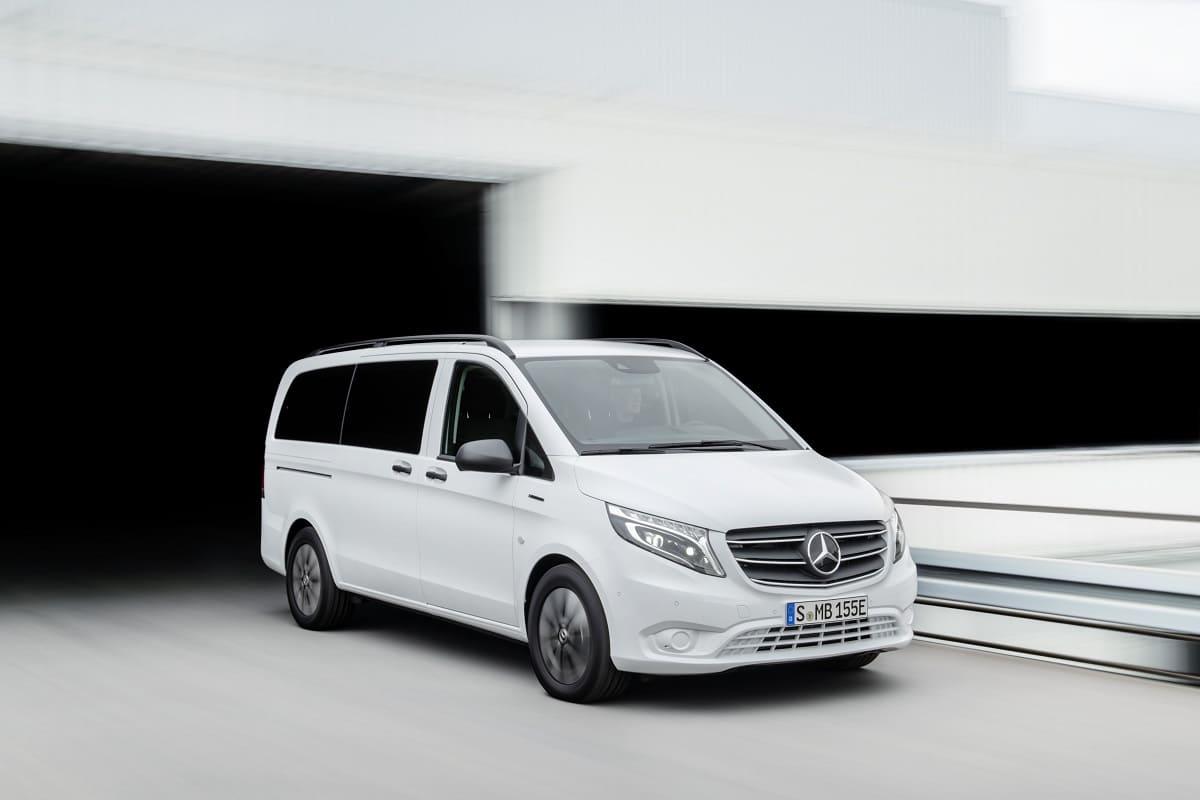 Mercedes eVito im Test: Wie effizient arbeiten E-Kastenwagen & E-Bus?