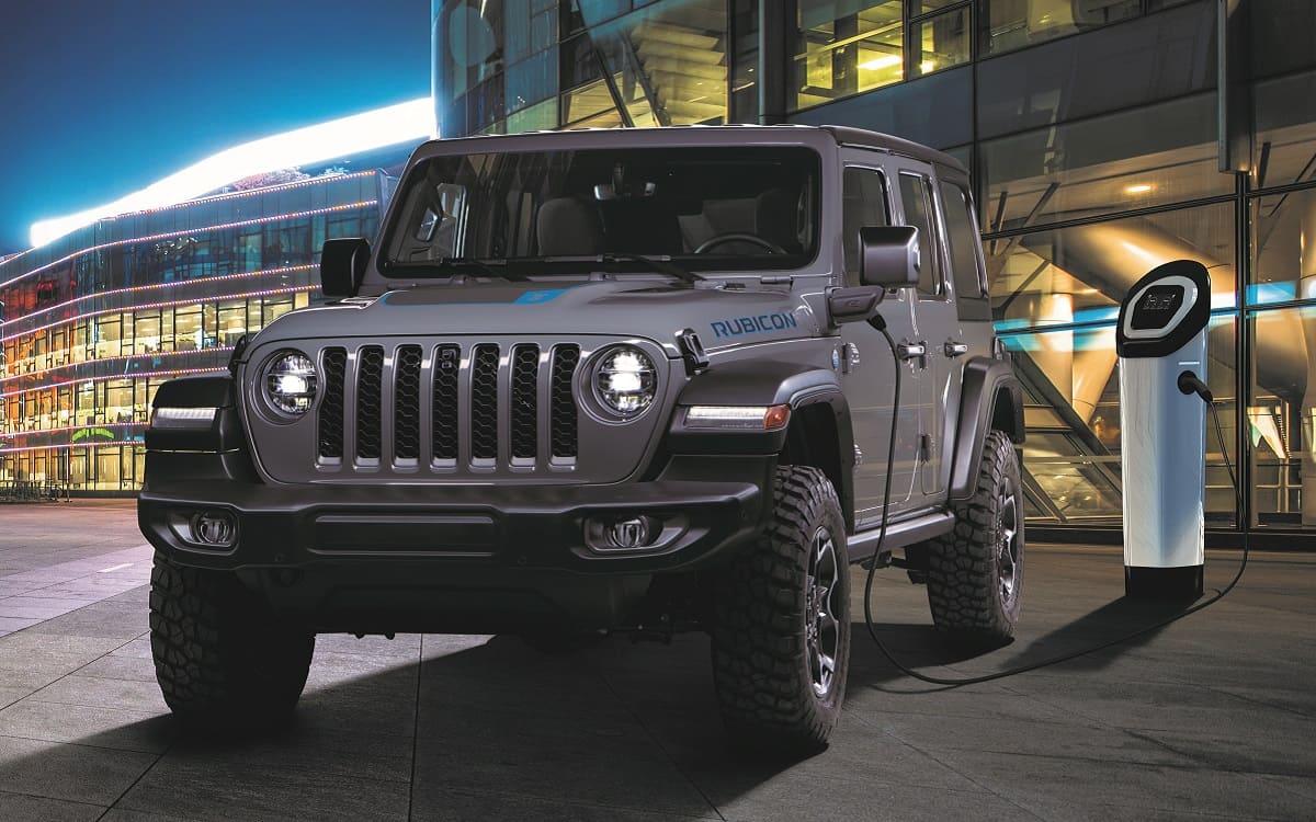 Jeep Wrangler 4xe: Leistungsstärker als jemals zuvor