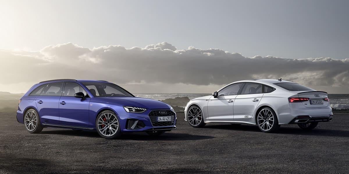 Neues Modelljahr: Sportlicher Look für Audi A1, A4, A5, Q7 und Q8
