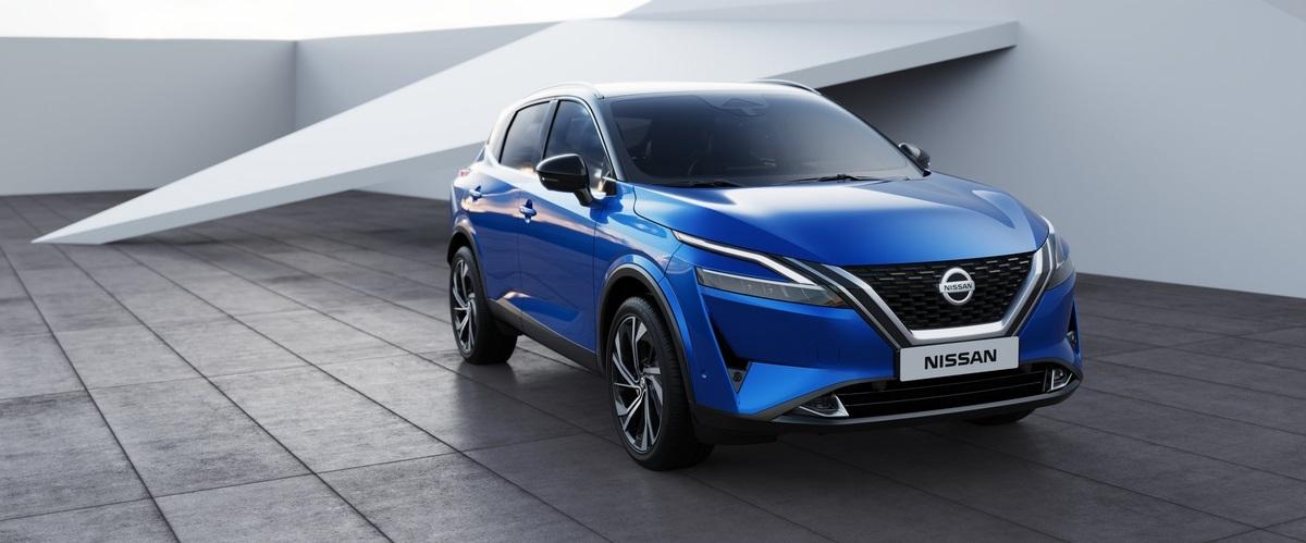 Nissan Qashqai: Crossover setzt auf Leichtbau