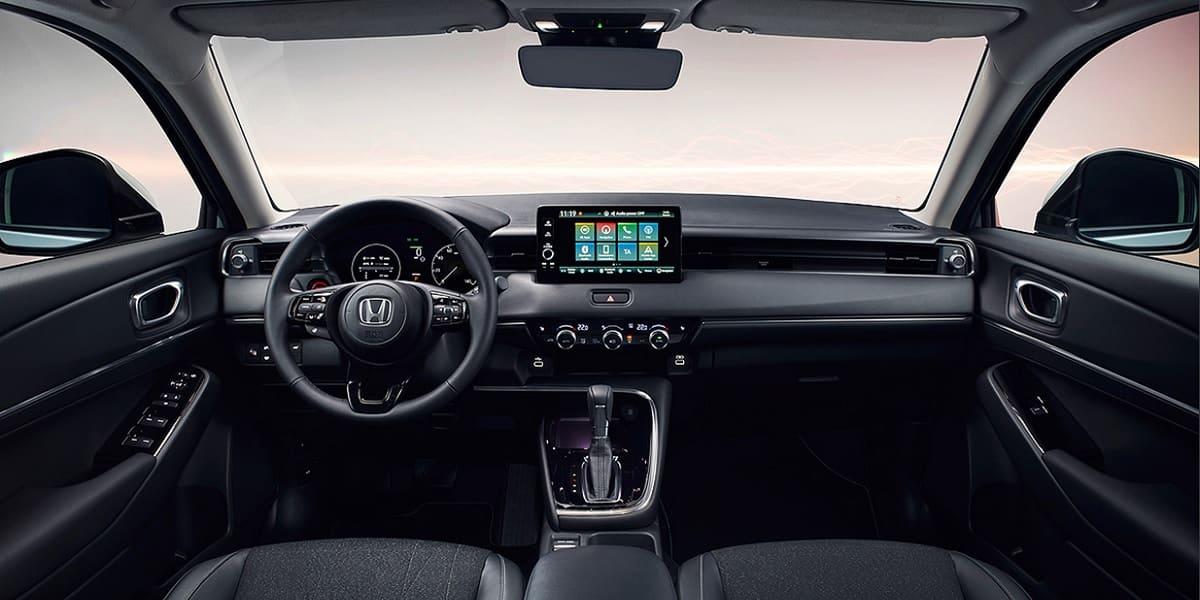 Neues aus Japan: Honda HR-V mit innovativem Interieurkonzept
