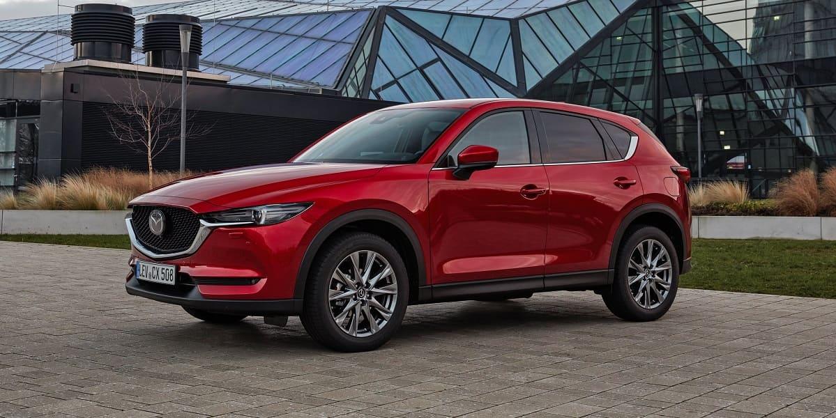 Mazda CX-5: Modellpflege für mehr Effizienz