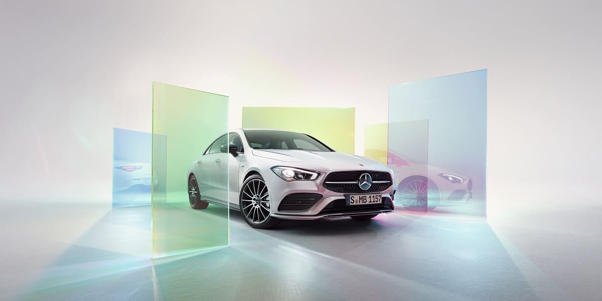 Mercedes Edition 2021: Sportliche Sondermodelle mit attraktiven Extras