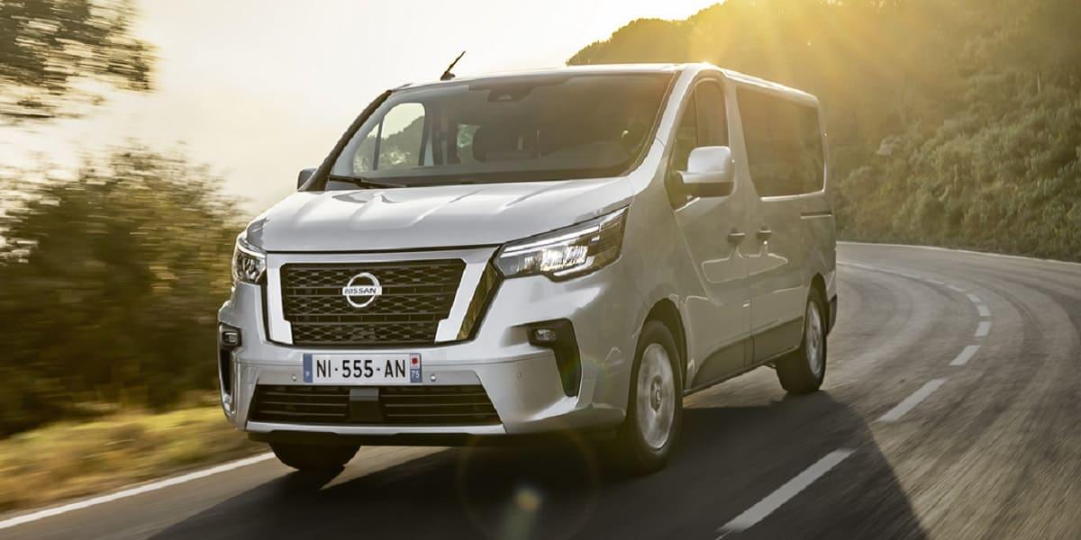 Nissan NV300 Kombi: Erneuerung des Neunsitzers
