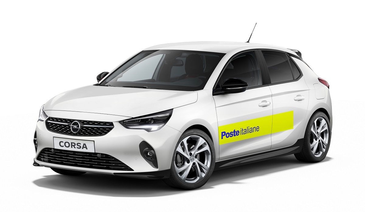 Opel lässt die Post abgehen: Mehr als 1.700 Corsa-e nach Italien