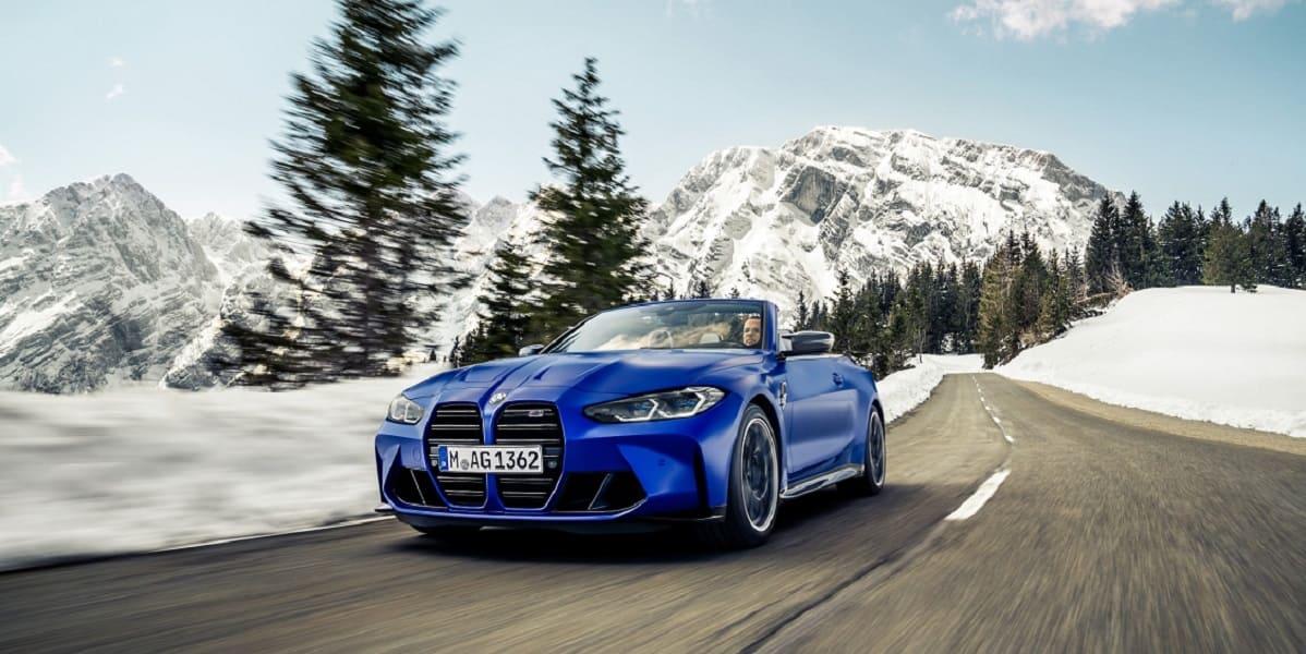BMW M4 Cabrio: Einführung dritter Karosserievariante