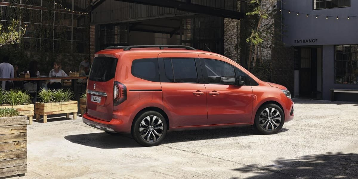 Renault Kangoo: Dritte Generation mit zwei Modellen