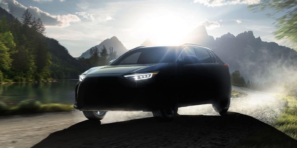 Subaru Solterra: Neuer E-SUV kündigt sich für 2022 an