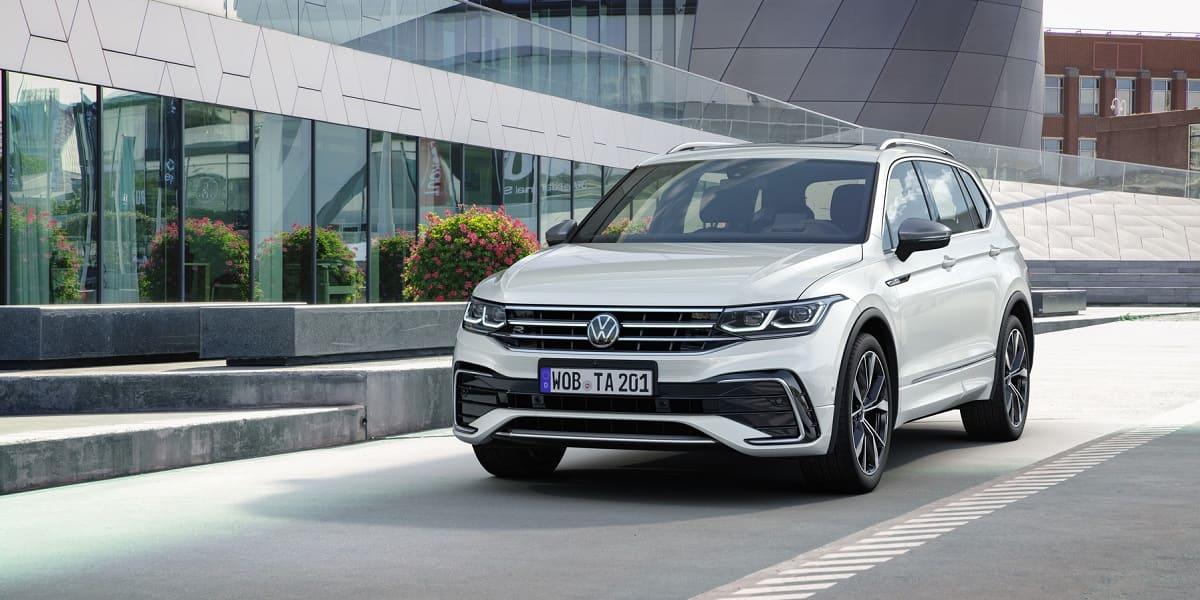 VW Tiguan Allspace: Drei Modelle mit verbesserter Ausstattung