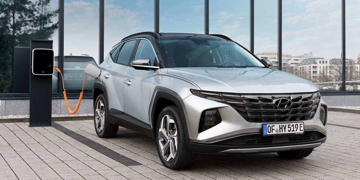 Hyundai Tucson ab sofort auch als Plug-in-Hybrid unterwegs