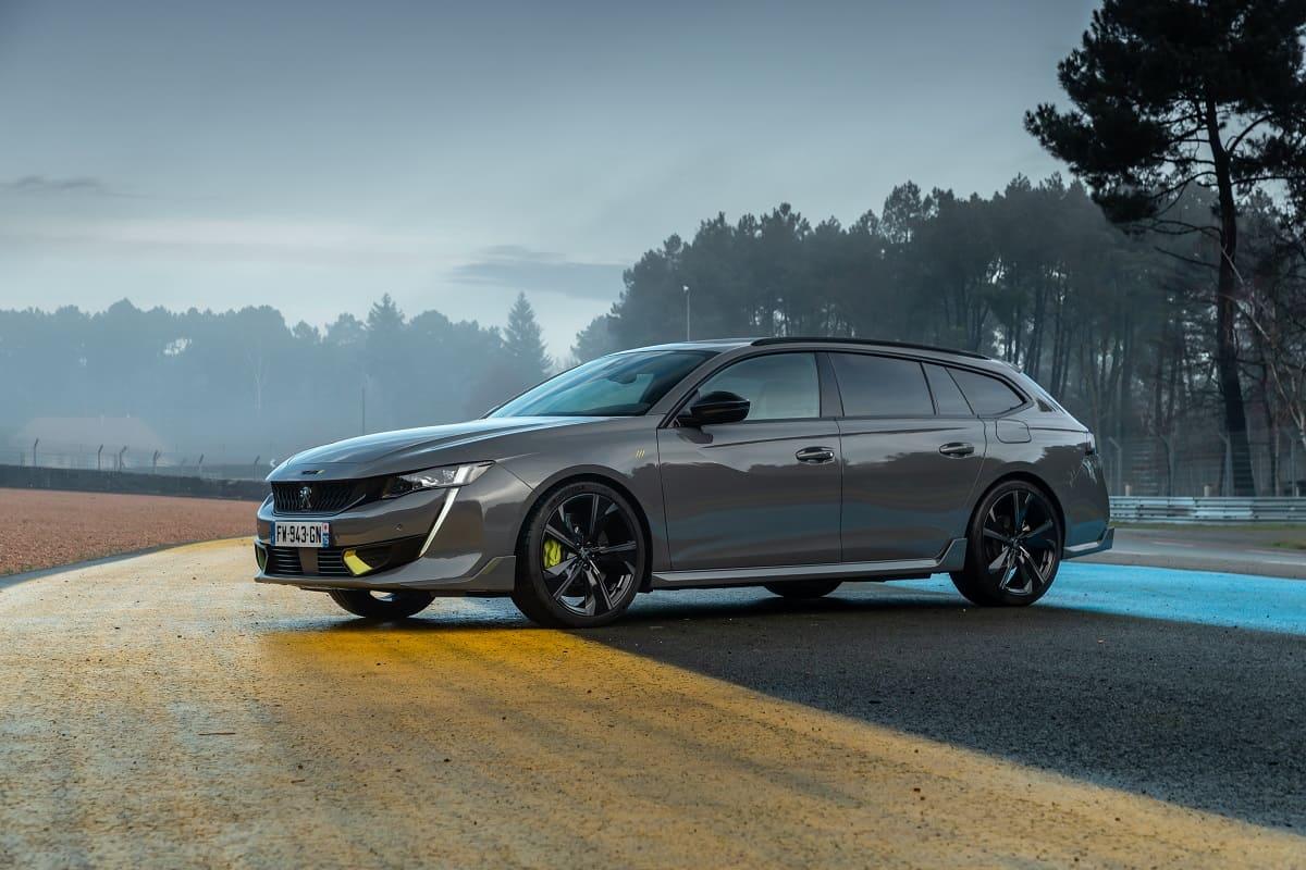 Peugeot 508 SW PSE im Test: Der Plug-in-Hybrid-Kombi aus dem Motorsport