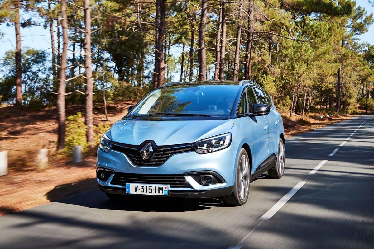 Renault Grand Scénic 2021 im Test: Modellpflege als finaler Feinschliff?