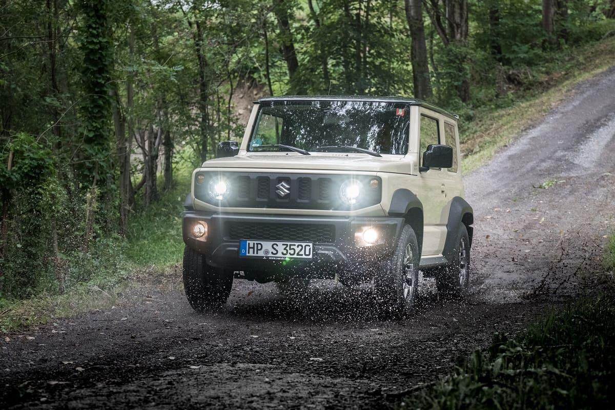 Suzuki Jimny Alternativen im Test: vier Klettermeister unterschiedlicher Fahrzeug- und Preisklassen