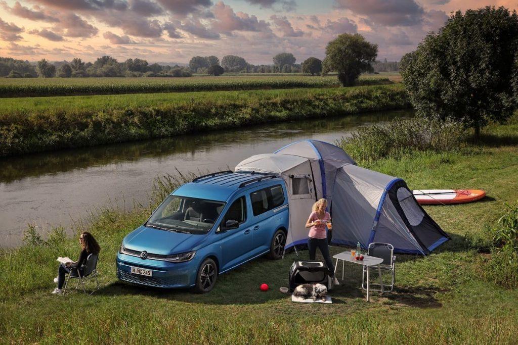VW Caddy California im Test (2021): Wie gut ist der neue ...