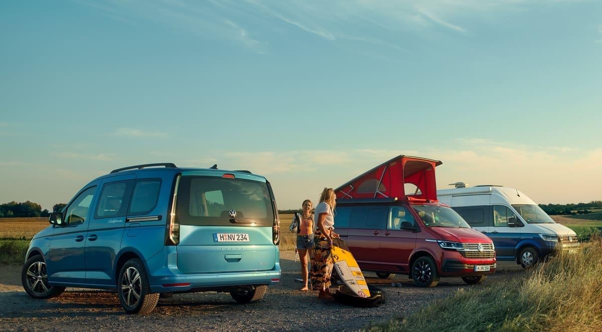 VW Caddy California im Test (2021): Wie gut ist der neue Kompakt-Camper?