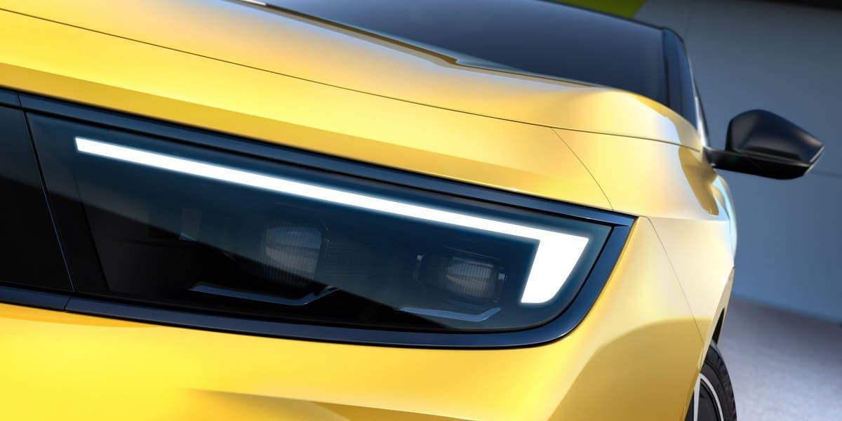 Opel setzt E-Offensive mit neuem Astra fort