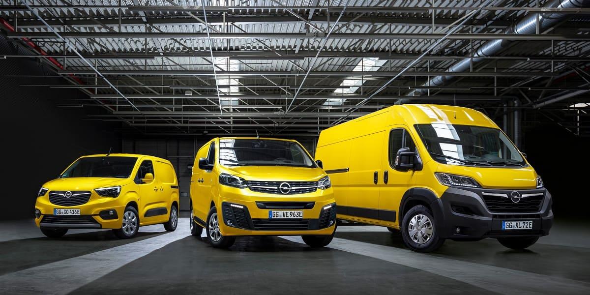 Opel Movano: Größter Transporter der Marke