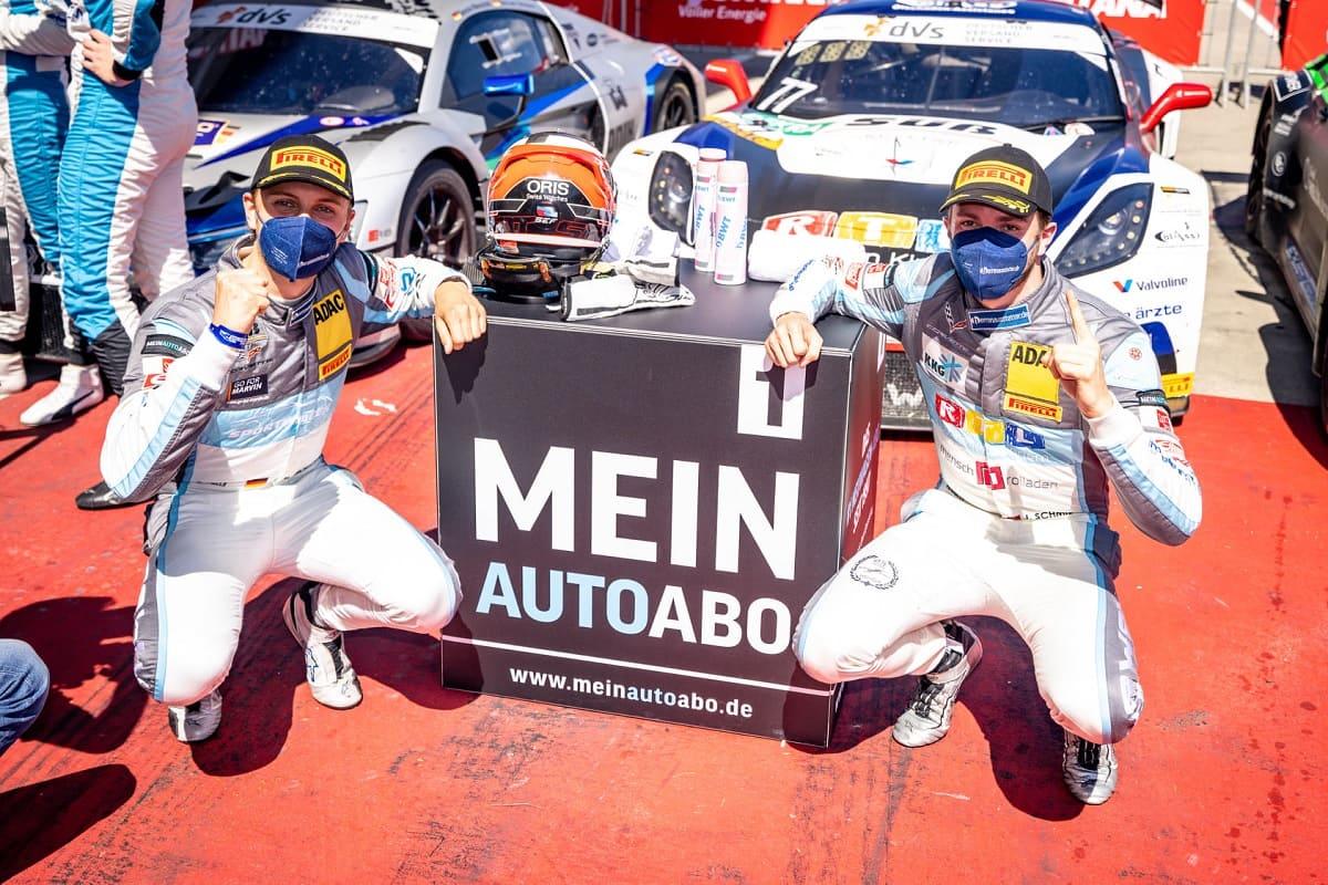 ADAC GT Masters: Corvette-Triumph auf dem Red Bull Ring