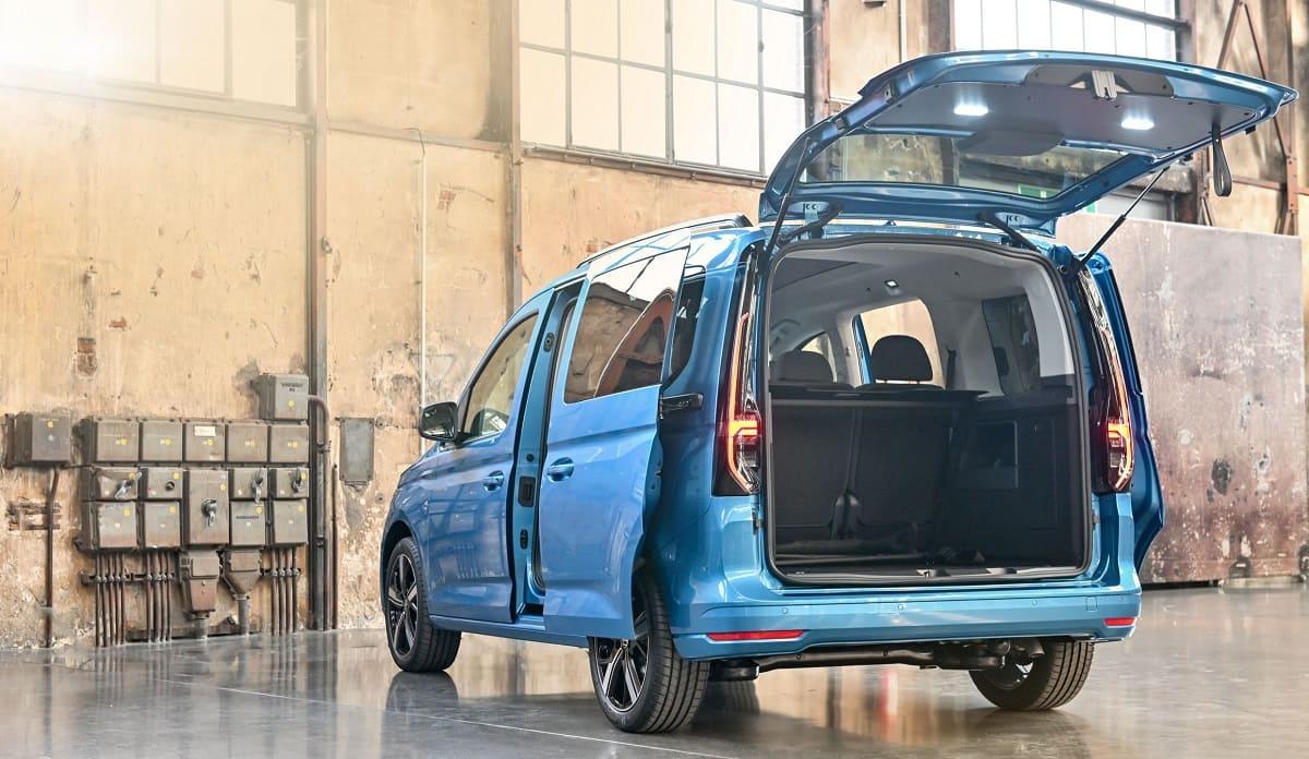VW Caddy: Neue Sitze für mehr Flexibilität im Alltag