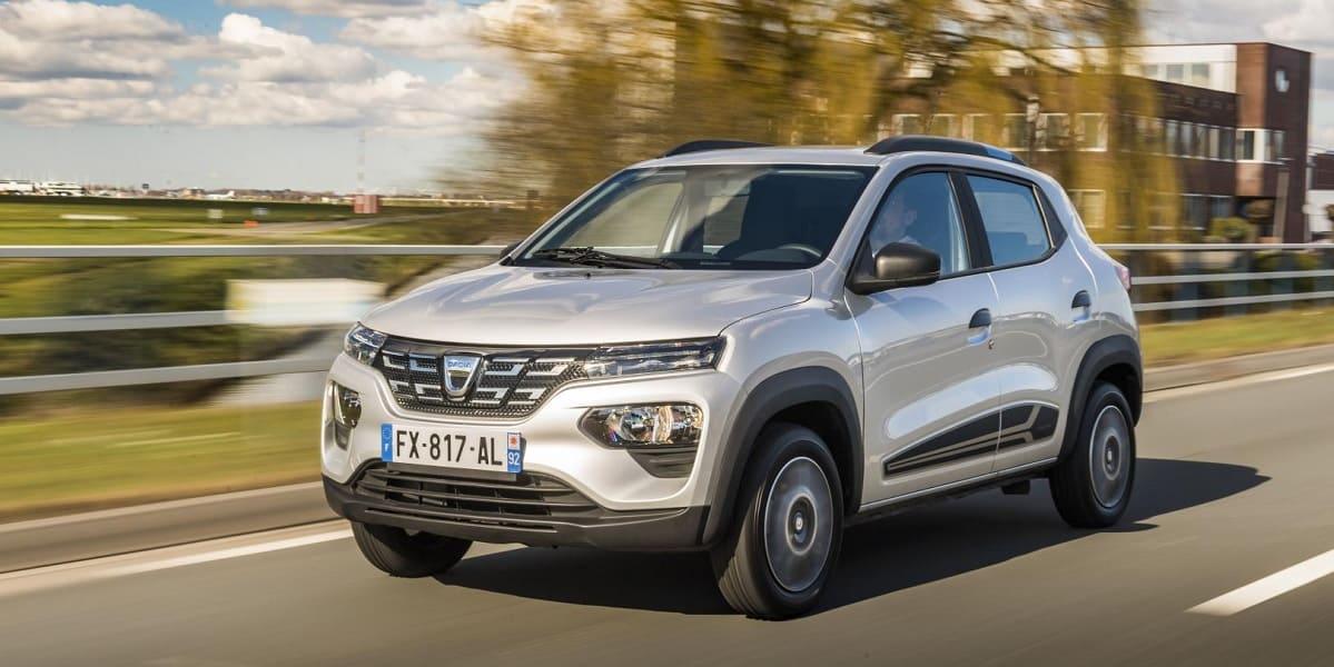 Dacia Spring: Agilität für den Alltag