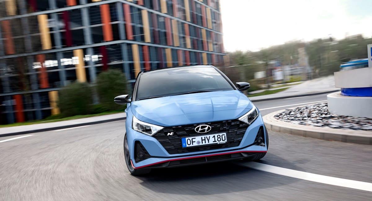 Klein und kräftig: Hyundai i20 N mit 204 PS