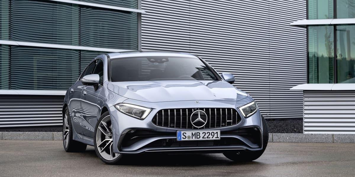 Mercedes CLS: Sportlichere Optik und stärkere Individualisierungen