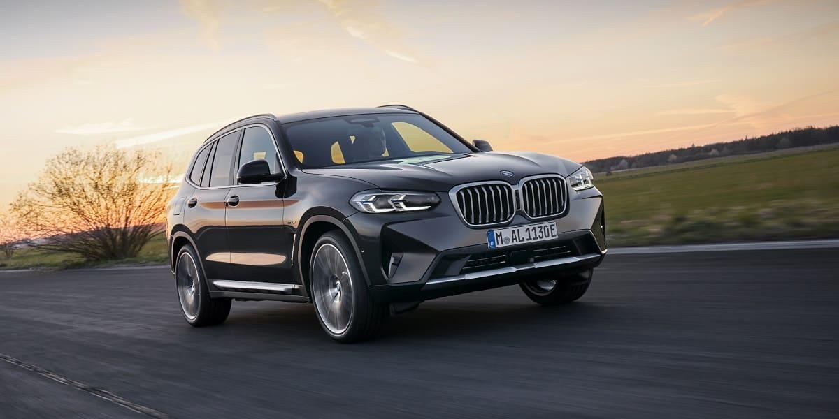 Facelift für BMW X3 und BMW X4: Schärfere Optik und üppigere Ausstattung