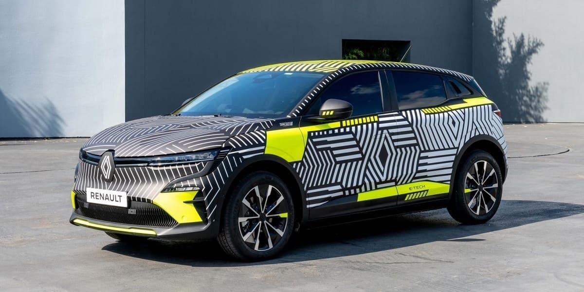Renault Megane E-Tech Electric: Testlauf für die Zukunft