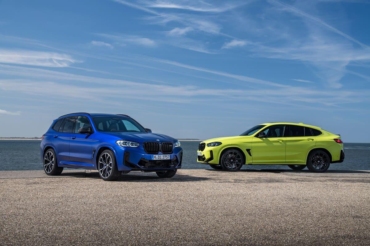 BMW: Der neue X3 M und X4 M Competition